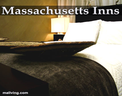 Massachusetts Inns by Region
