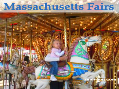 Massachusetts Fairs - North Quabbin Garlic Fest