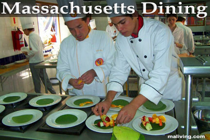 Massachusetts Dining Guide