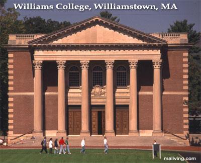Williams College, Williamstown, MA