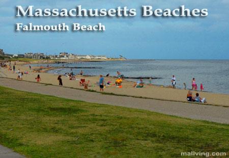 Massachusettes Beaches - Falmouth Beach