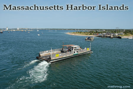 Massachusetts Harbor Islands