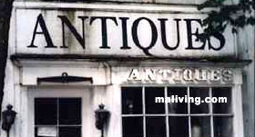 Massachusetts Antique Dealers, Antuque Stores and Antique Malls