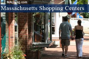 massachusetts shopping centers