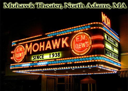 Mohawk Theater North Adams, MA - Photo by Tim Grafft/MOTT