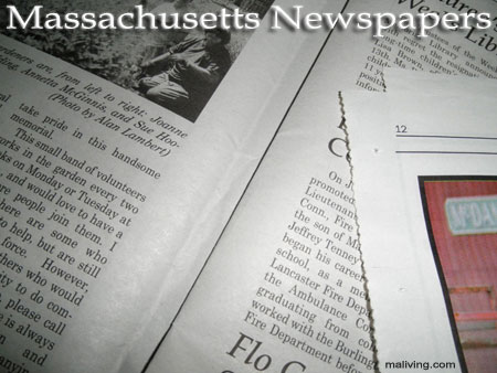 Massachusetts Newspapers