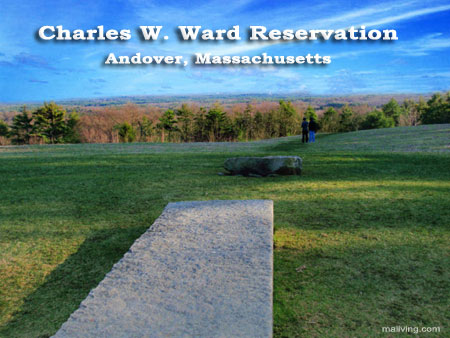 Massachusetts State Parks - Charles W. Ward Reservation, Andover, Mass.