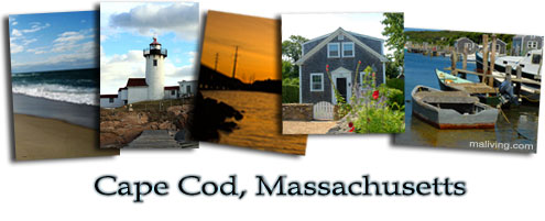 Cape Cod, Massachusetts Photos, Cape Cod Lodging, Cape Cod Real Estate