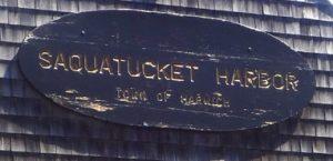 Harwich MA Hotes, Saquatucket Harbor Cape Cod