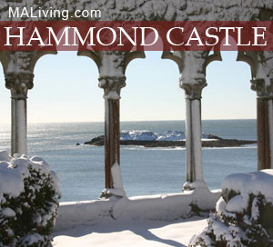 Hammond Castle Museum, medieval castle in Gloucester, Massachusetts
