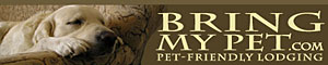 Bring My Pet - PetFriendly Lodging