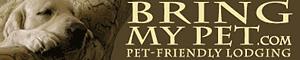 Bring My Pet Pet Friendly Lodging