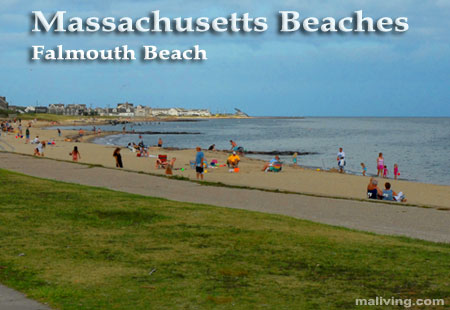 Massachusettes Beaches - Falmouth Beach