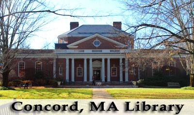 Concord, MA Public Library
