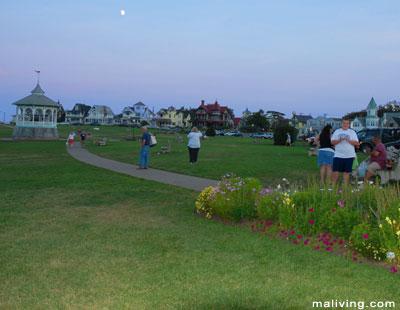 Oak Bluffs Park