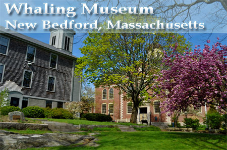 Whaling Museum in New Bedford, Massachusetts