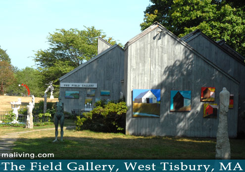 The Field Gallery, West Tisbury, MA