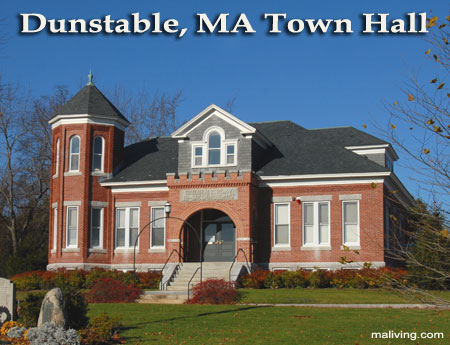 Dunstable, MA Town Hall