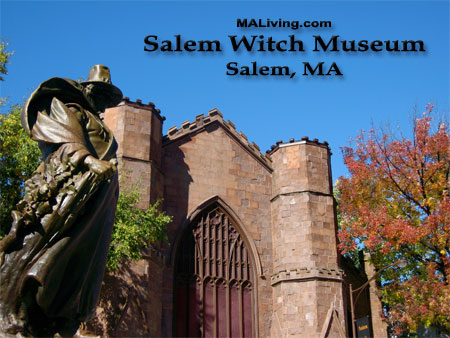 Salem, MA Witch Museum - Photo by Tim Grafft/MOTT