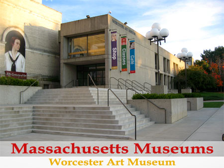 Massachusetts Museums - Worcester Art Museum