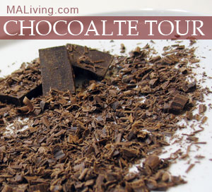Taza Chocolate Factory Tours Somerville Mass