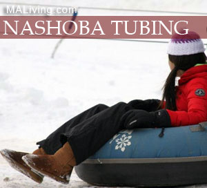 Nashoba Valley Snow Tubing Park, Westford MA attractions