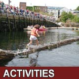 Mass. Vacation Activities